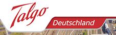 Das Logo von Talgo (Deutschland) GmbH
