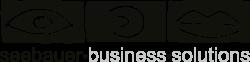 Das Logo von SBS seebauer business solutions GmbH